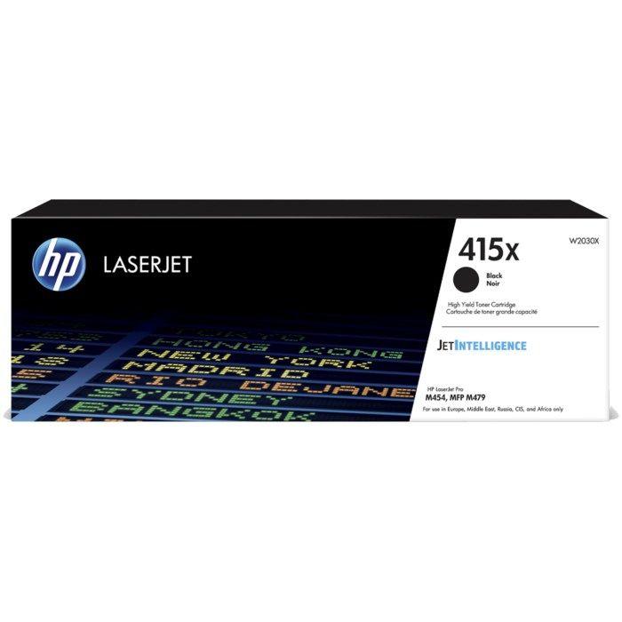 HP Toner 415X Svart