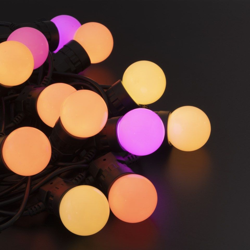 Twinkly Festoon Lights Smart RGB-ljusslinga 20 LED