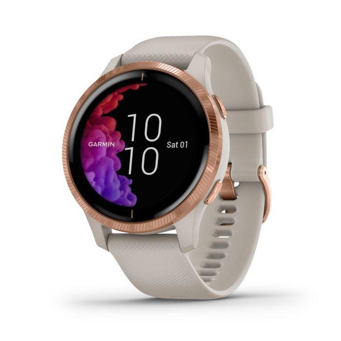 Garmin Venu Smartwatch Light Sand