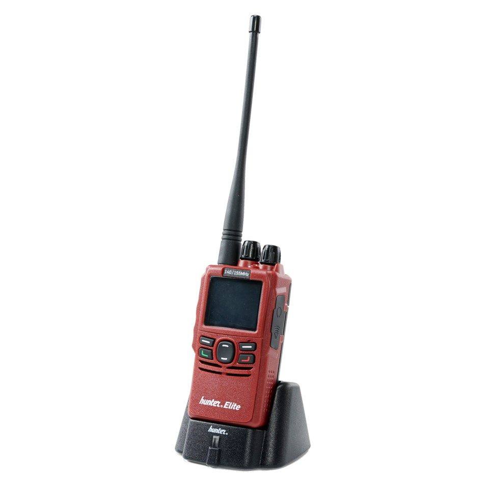 Hunter Elite Jaktradio 140/155 MHz