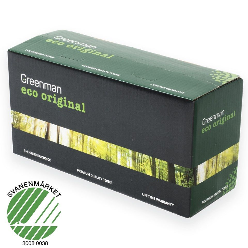 Greenman Brother Toner TN-230Y Gul
