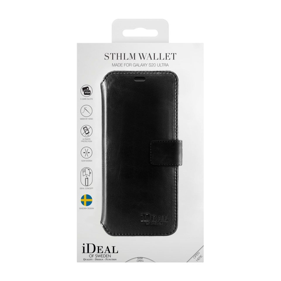 Ideal of Sweden STHML Magnetisk mobiletui for Galaxy S20 Ultra