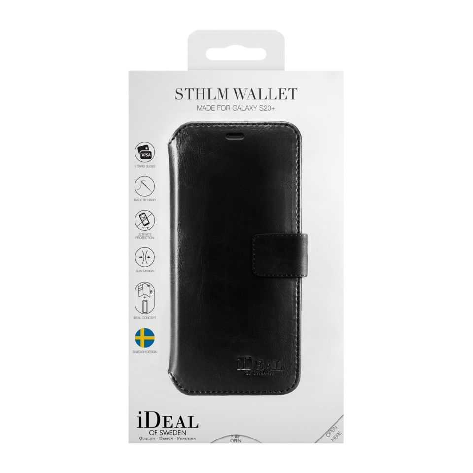 Ideal of Sweden STHML Magnetisk mobiletui for Galaxy S20 Plus