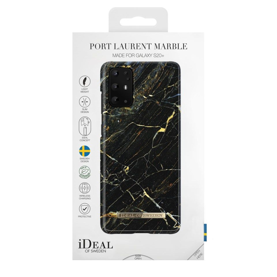 IDEAL OF SWEDEN Port Laurent Mobildeksel for Galaxy S20 Plus
