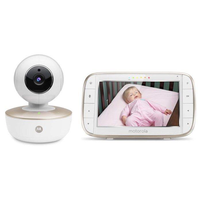 Motorola MBP855 Connect Babyvakt med wifi