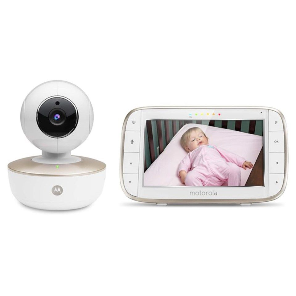 Motorola MBP855 Connect Babyvakt med wifi