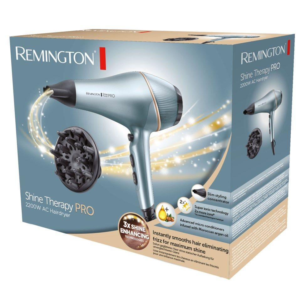 Remington AC9300 Shine Therapy Pro Hårfön