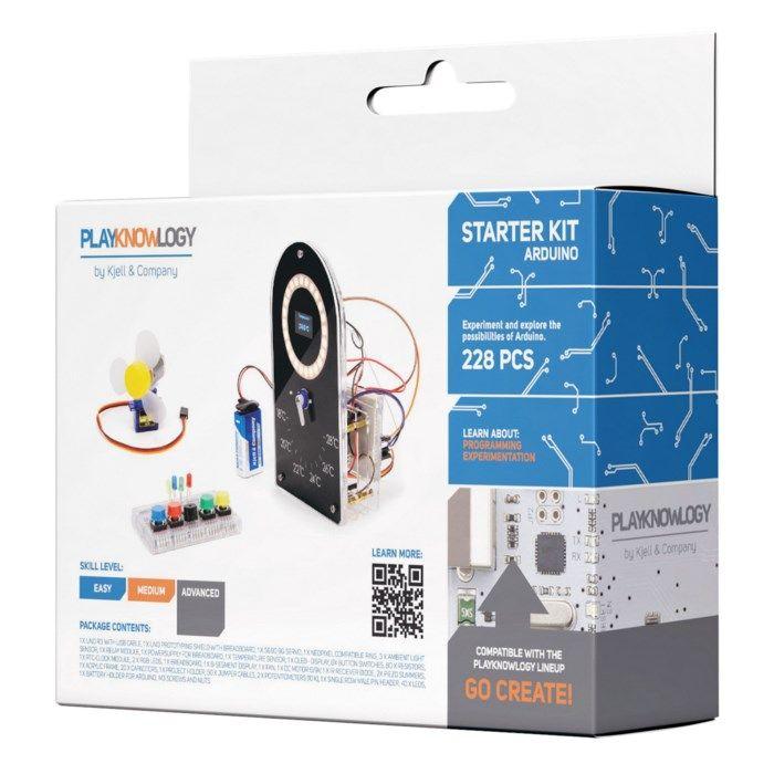 Playknowlogy Startpaket Experiment Arduino