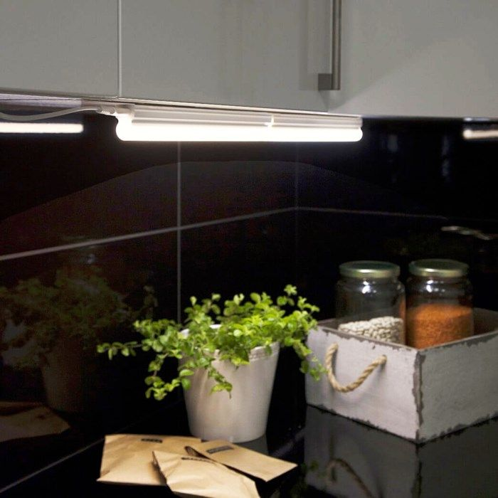 LED-bänkbelysning 31 cm 320 lm