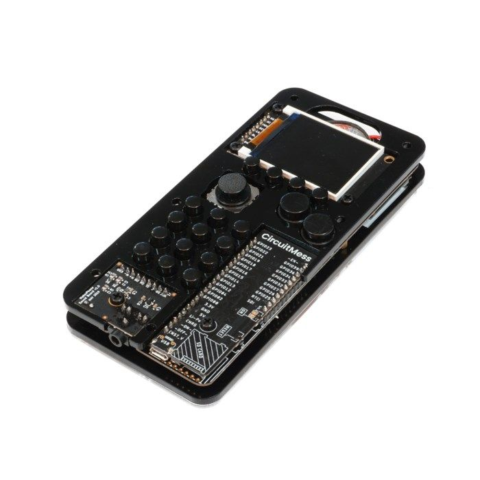 CircuitMess Ringo Bygg din egna mobiltelefon