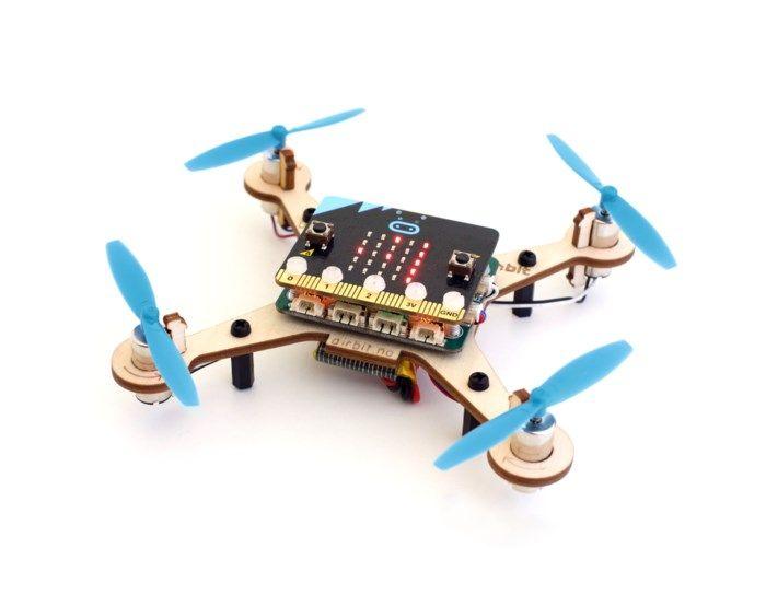 MakeKit Air:bit Drönare-byggsats för Micro:bit