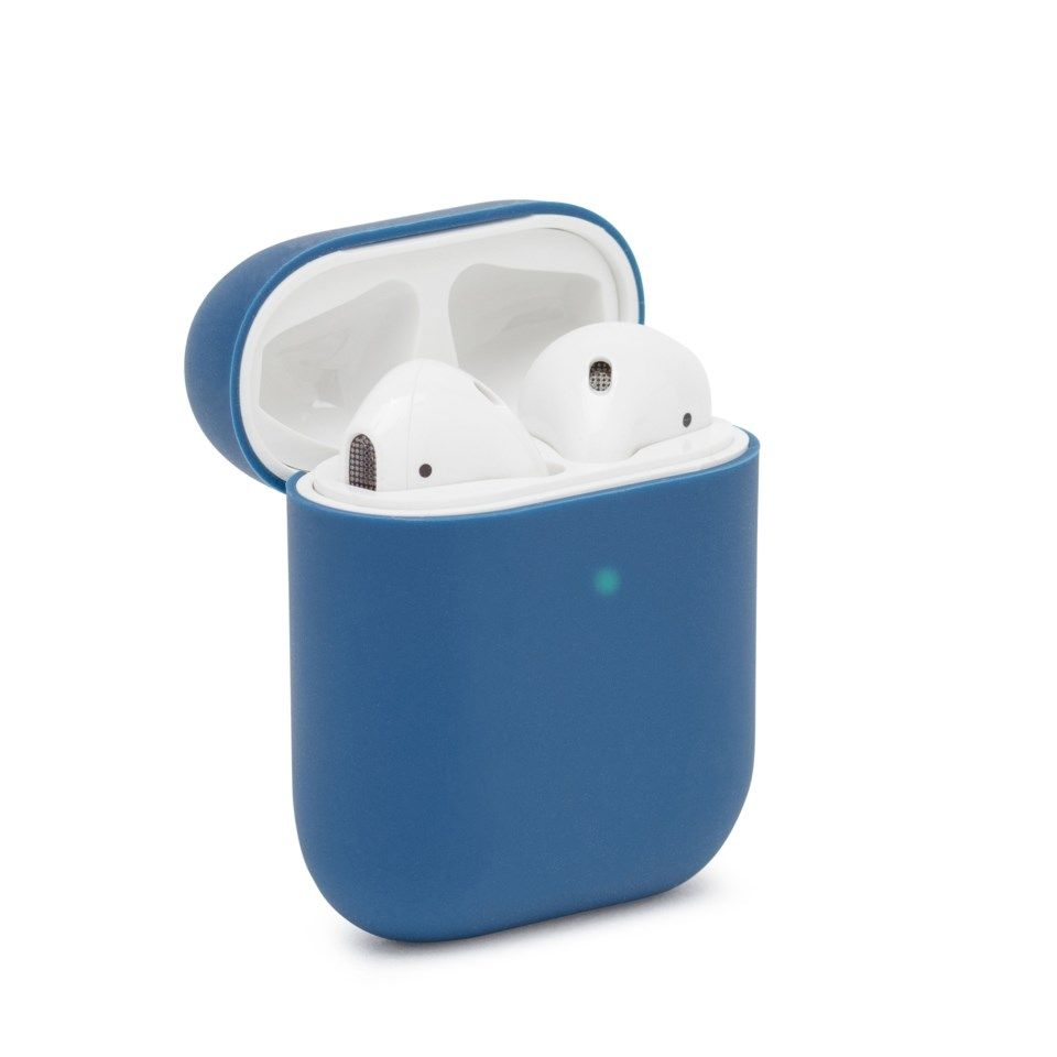 Linocell Airpods-fodral Blå