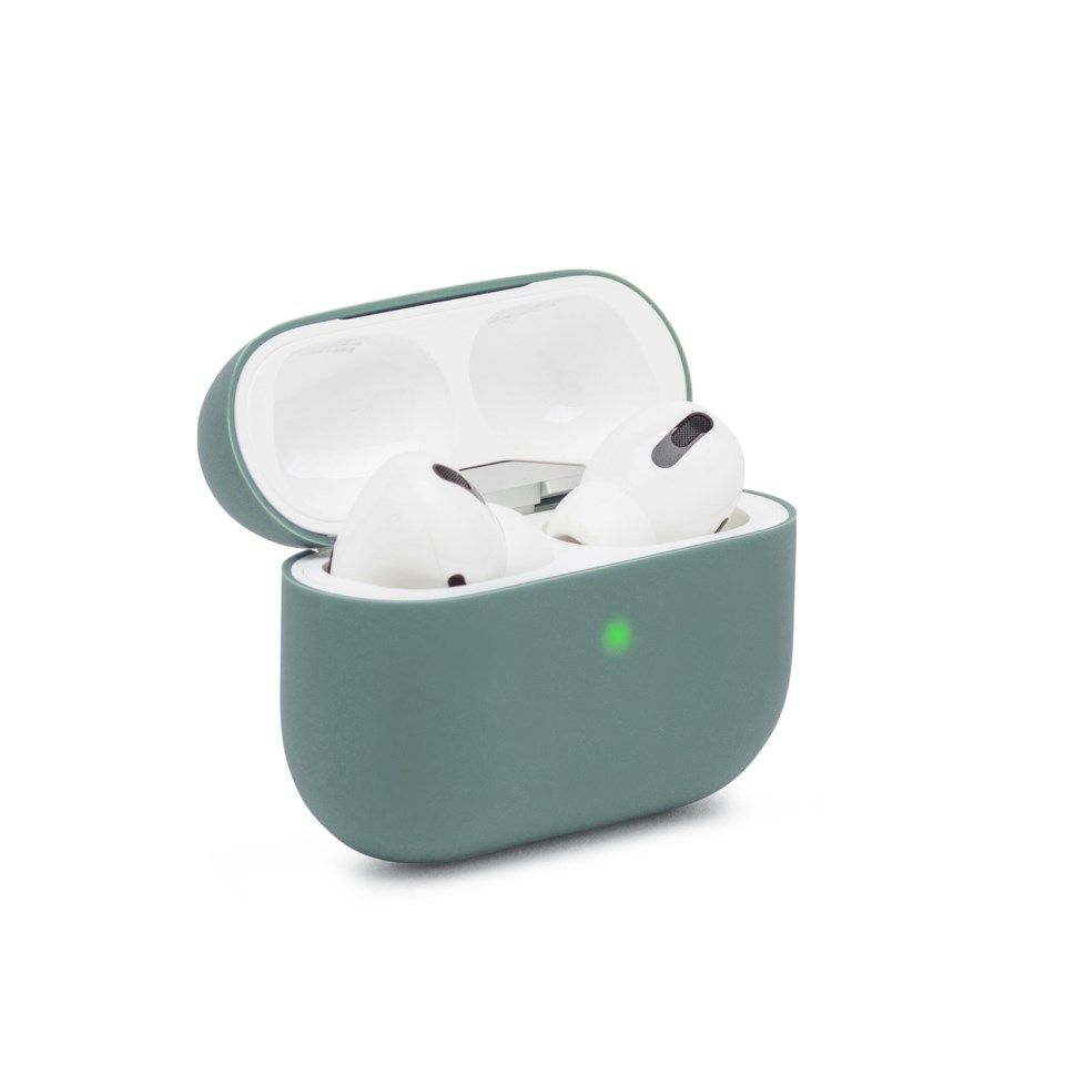 Linocell Airpods Pro-fodral Grön