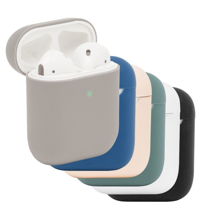 Linocell Airpods-fodral Vit
