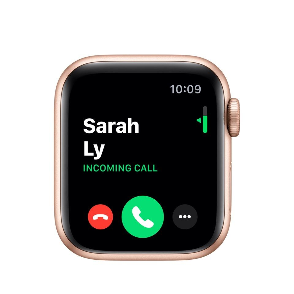 Apple Watch Series 5 (GPS) 40 mm Gull/Rosa