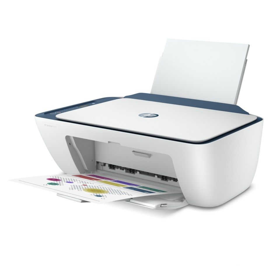 HP Deskjet 2721 Multifunktionsskrivare
