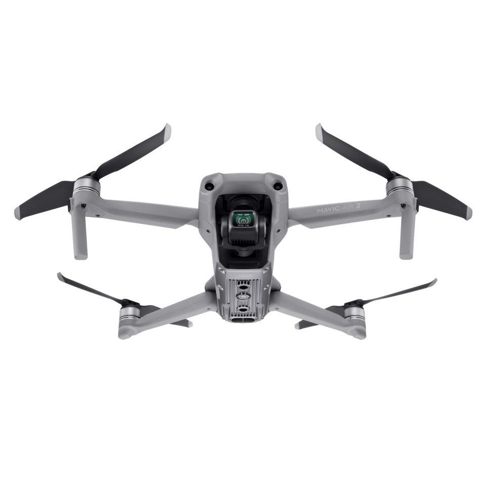 Dji Mavic Air 2 Fly More Combo Professionell drönare