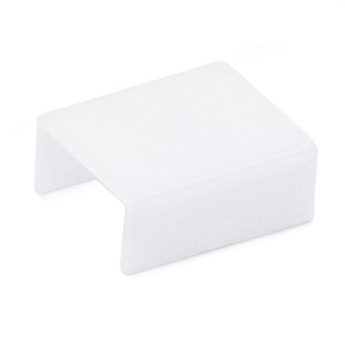 Luxorparts Rak skarv till aluminiumprofil utanpåliggande