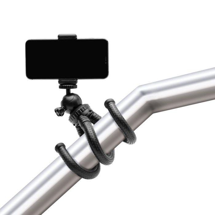 Linocell Kraftig tripod för kamera och mobil