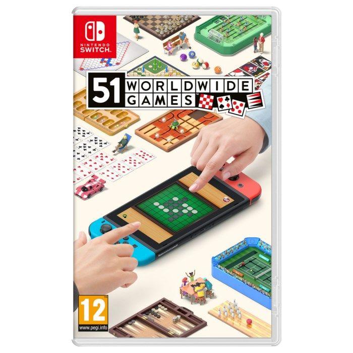 Nintendo 51 Worldwide Games