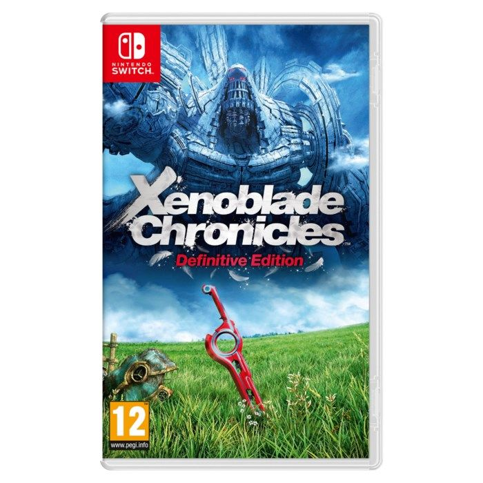 Nintendo Xenoblade Chronicles: Definitive Edition till Switch