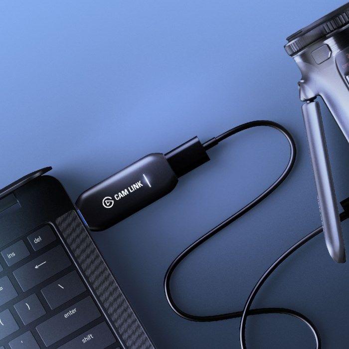 Elgato Cam Link 4K Kameraadapter