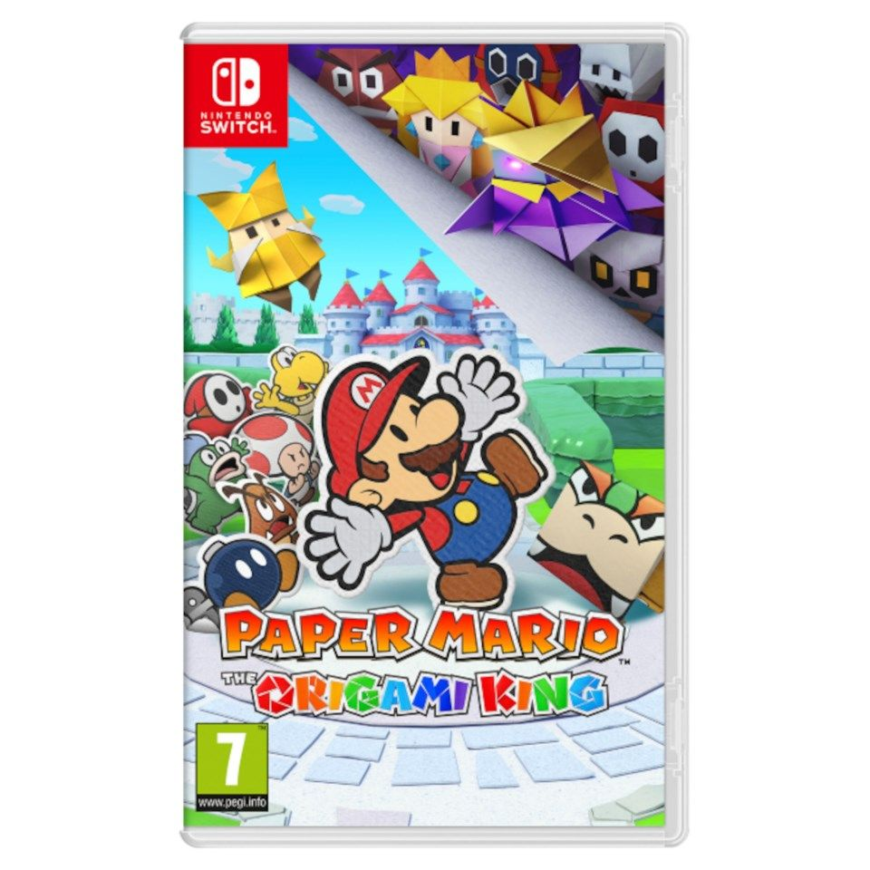 Nintendo Nintendo Paper Mario: The Origami King til Switch