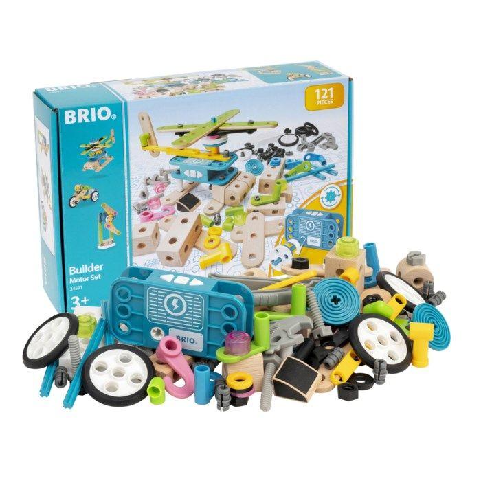 Brio Builder Motor Set Byggleksaker