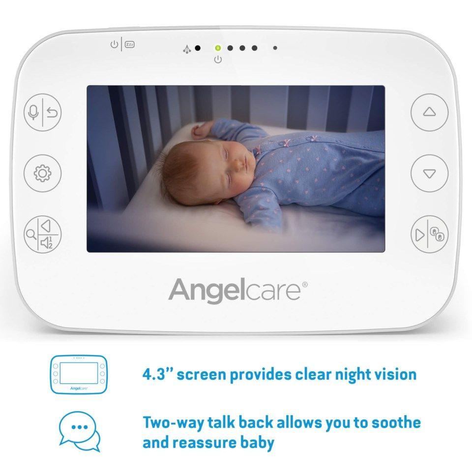 Angelcare Video AC327 Babyvakt