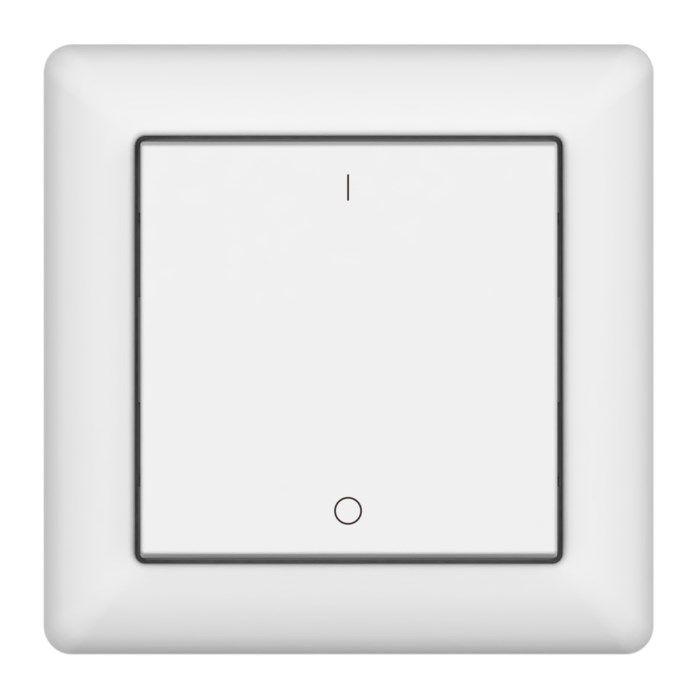 Sunricher Zigbee-fjärrströmbrytare för väggmontering