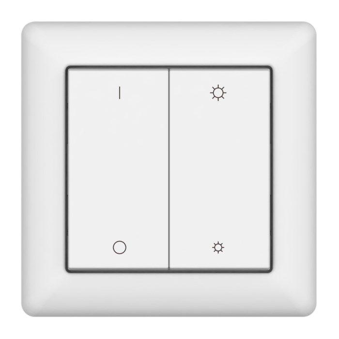 Sunricher Zigbee-dimmerbrytar väggmontering