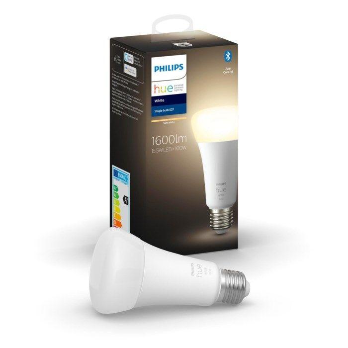 Philips Hue White Smart LED-lampa E27 1600 lm 1-pack