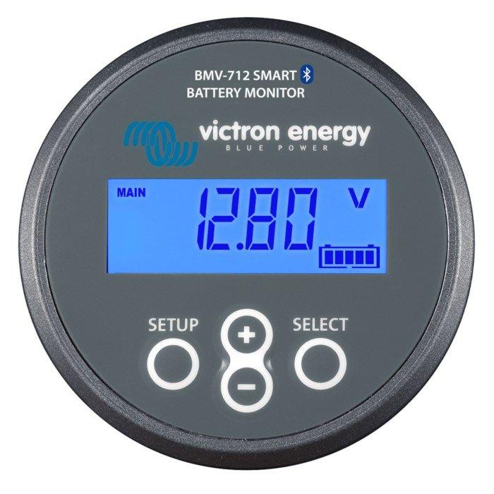 Victron Energy BMV-712 Smart batteriövervakning med Bluetooth