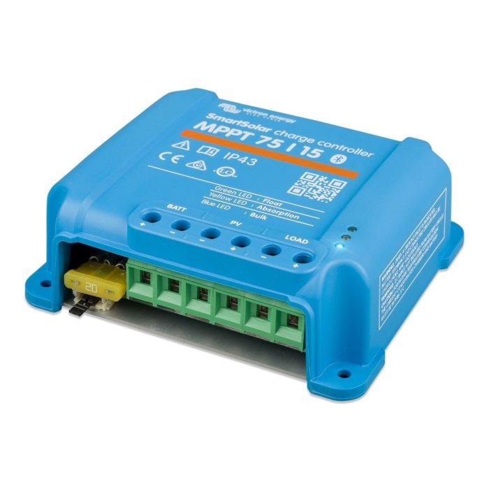 Victron Energy SmartSolar MPPT 75/15 solcellsregulator 15 A