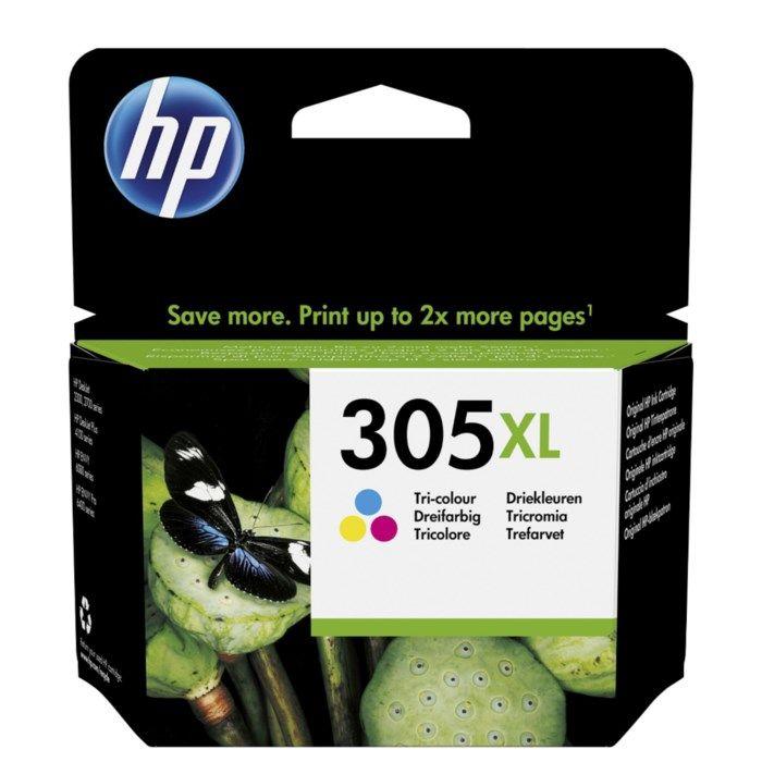 HP 305XL Bläckpatron Flera färger