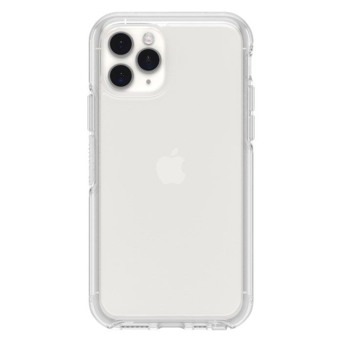 Otterbox Symmetry Tåligt mobilskal för iPhone 11 Pro Klar