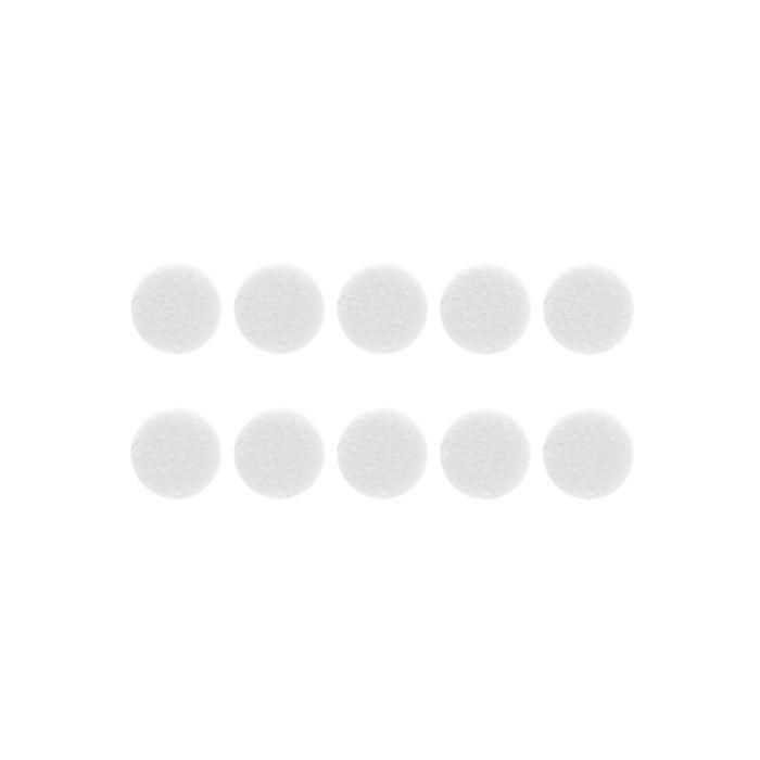 Luxorparts Extrafilter M till avlödningsstation 10-pack