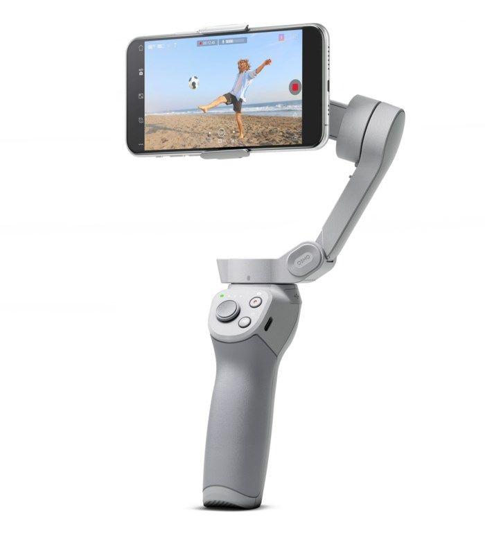 Dji OM 4 videostabilisering
