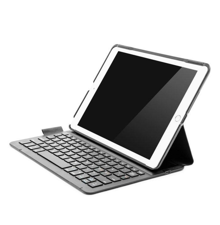 Linocell Fodral med tangentbord för iPad 10,2, Pro 10,5 och Air (2019)