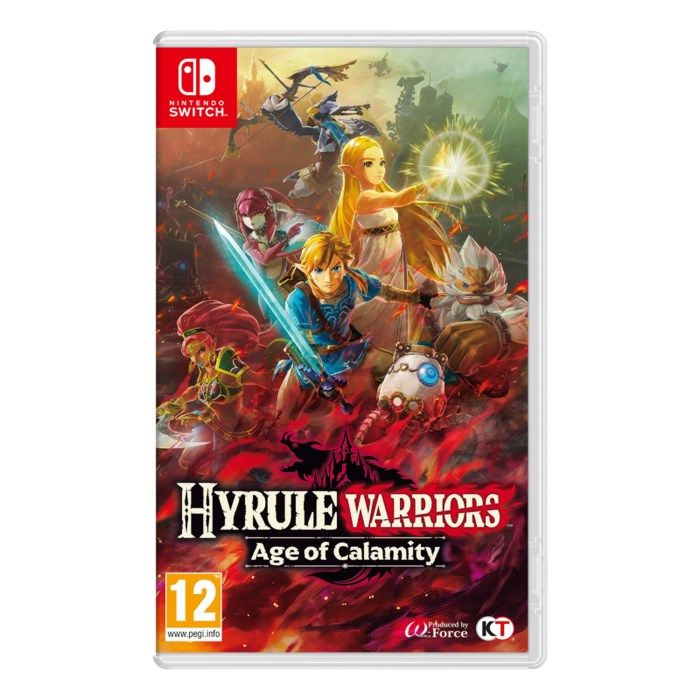Nintendo Hyrule Warriors: Age of Calamity till Switch