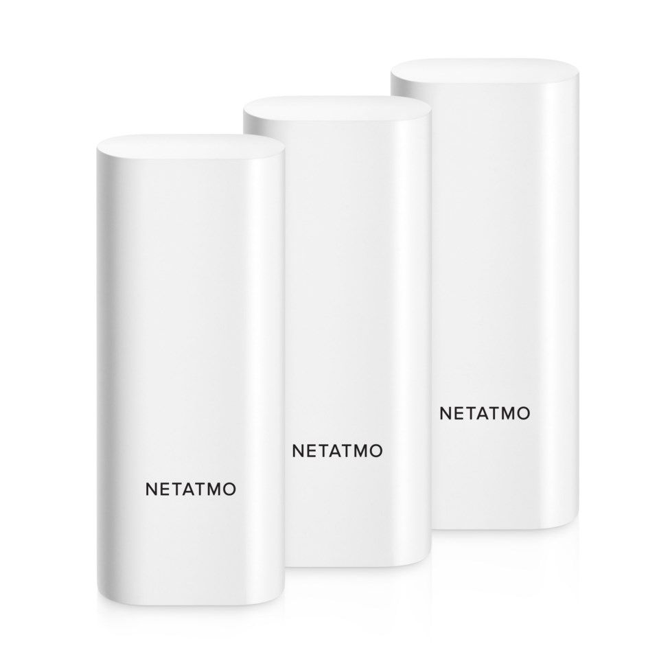 Netatmo Security Bundle - overvåkingspakke