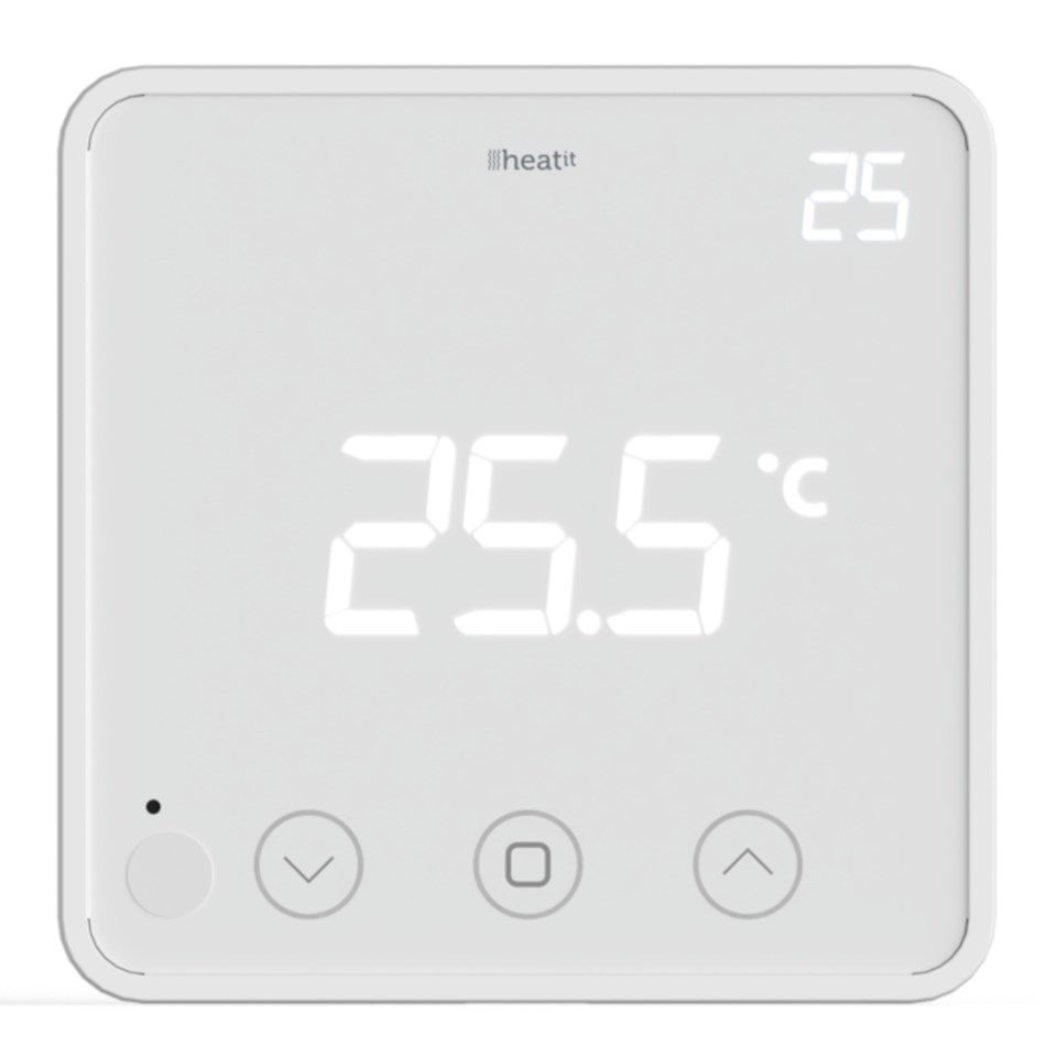 Heatit Z-Temp2 Termostat för Z-water