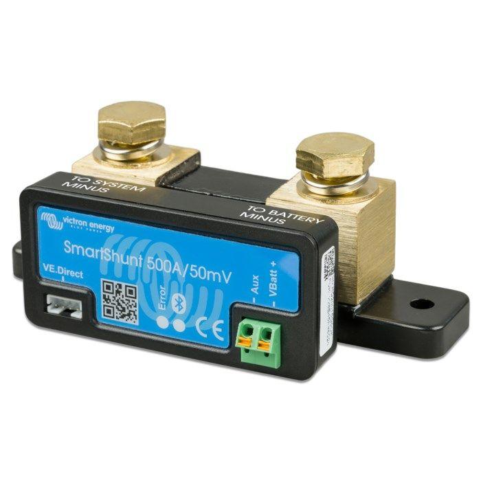 Victron Energy Smartshunt Batteriövervakare 500 A