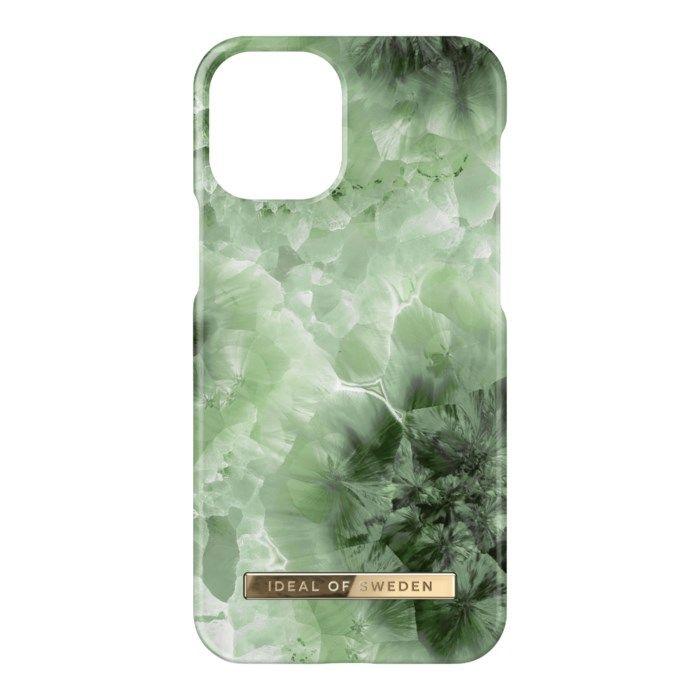 IDEAL OF SWEDEN Mobilskal för iPhone 12 Mini Crystal Green