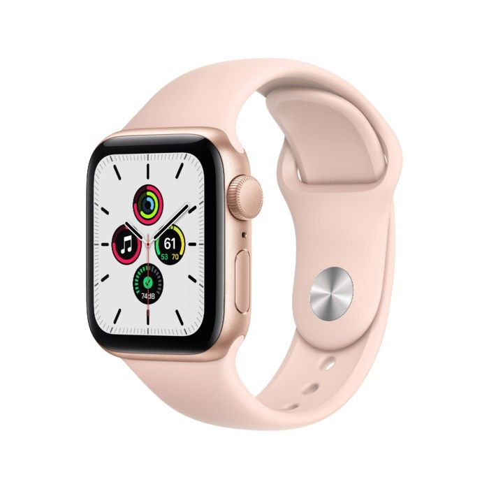 Apple Watch SE (GPS) 40 mm Guld/Rosa