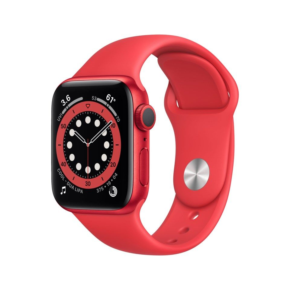 Apple Watch Series 6 (GPS) 40 mm (Product)RED