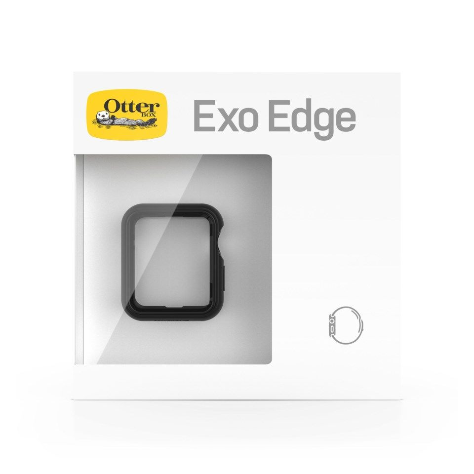 Otterbox Exo Edge Skydd till Apple Watch Series 3 42 mm