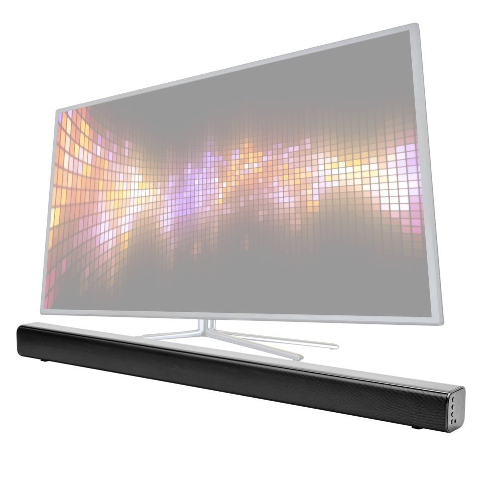 Roxcore Soundbar TV-högtalare med Bluetooth