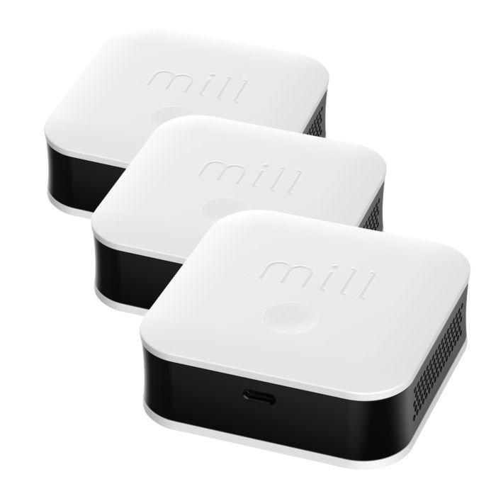 Mill SenseAir Smart Klimatsensor 3-pack