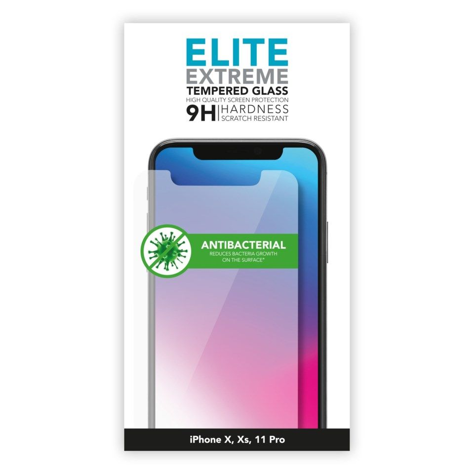 Linocell Elite Extreme Skjermbeskytter for iPhone 11 Pro/X/Xs